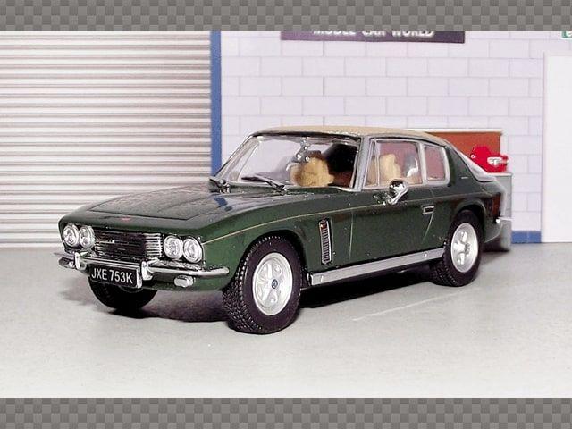 Model Car Green Jenson Interceptor 1//76 New