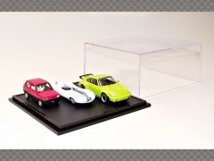1:24/1:32/1:43 SCALE MODEL CAR DISPLAY CASE ~ PROTECT YOUR INVESTMENT!