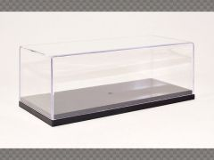 1:43 SCALE MODEL CAR DISPLAY CASE ~ PROTECT YOUR INVESTMENT!   Display Cases