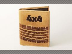 4x4 DOUBLE CARDHOLDER | Wallet | Gift
