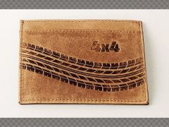 4x4 SINGLE CARD HOLDER WALLET | Gifts