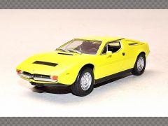 MASERATI MERAK 3000 SS168 ~ 1972 | 1:43 Diecast Model Car
