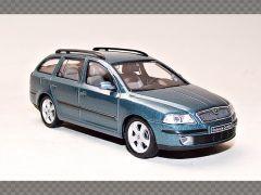 SKODA OCTAVIA II COMBI ~ 2004 | 1:43 Diecast Model Car