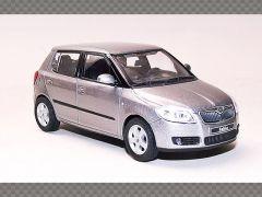 SKODA FABIA 2 ~ 2006 | 1:43 Diecast Model Car