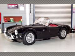 AC COBRA 289 1963 ~ BLACK | 1:18 Diecast Model Car