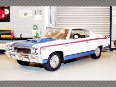 AMC REBEL 1970 | 1:18 Diecast Model Car
