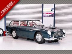 ASTON MARTIN DB5 SHOOTING BRAKE HAROLD RADFORD 1964 | 1:18 Diecast Model Car