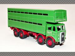 ATKINSON 8 WHEEL CATTLE TRUCK   1:76 Diecast Model Truck
