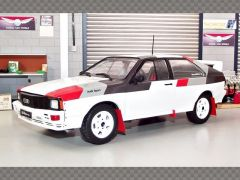 AUDI QUATTRO 1982 | 1:18 Diecast Model Car