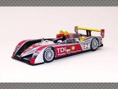 AUDI R10 TDi ~ WINNER LE MANS 2008 | 1:43 Diecast Model Car