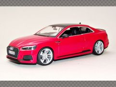 AUDI RS5 COUPE ~ RED | 1:24 Diecast Model Car
