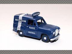 AUSTIN A35 VAN ~ SECURICOR RADIO PATROL | 1:76 Diecast Model Car