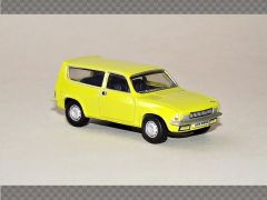 AUSTIN ALLEGRO ESTATE - YELLOW | 1:76 Diecast Model Car