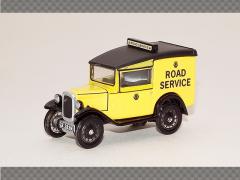 AUSTIN SEVEN RN VAN AA | 1:76 Diecast Model Car