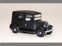 AUSTIN TAXI - BLACK | 1:76 Diecast Model Car
