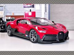 BUGATTI DIVO | 1:18 Diecast Model Car
