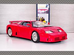 BUGATTI EB110 | 1:18 Diecast Model Car