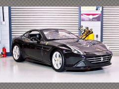 FERRARI CALIFORNIA T CLOSED TOP | 1:18 Diecast Model Car