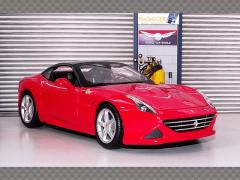 FERRARI CALIFORNIA T OPEN ~ WHITE | 1:18 Diecast Model Car