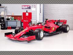 F1 FERRARI ~ SEBASTIAN VETTEL 2019 | 1:18 Diecast Model Car