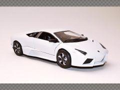 LAMBORGHINI REVENTON ~ WHITE | 1:24 Diecast Model Car