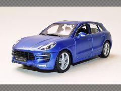 PORSCHE MACAN | 1:24 Diecast Model Car