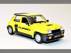 RENAULT TURBO 5 ~ 1982   1:24 Diecast Model Car