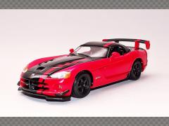 DODGE VIPER SRT10 ACR | 1:24 Diecast Model Car