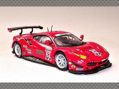 FERRARI RACING 488 GTE ~ 2017 | 1:32 Diecast Model Car