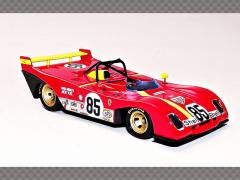 FERRARI RACING 312P ~ 1972 | 1:43 Diecast Model Car