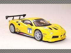 FERRARI RACING 488 CHALLENGE | 1:43 Diecast Model Car