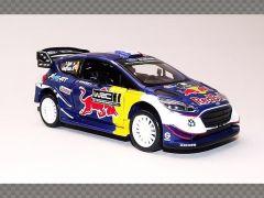 FORD GT FIESTA RS WRC- 2017   1:32 Diecast Model Car