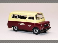 BEDFORD CA VAN - BRITISH RAILWAYS CREW BUS | 1:76 Diecast Model Car