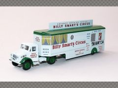 BEDFORD OX TRUCK BOOKING TRAILER | 1:76 Diecast Commercial