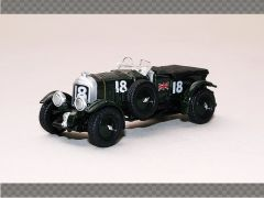 BENTLEY BLOWER FRENCH GRAND PRIX #8 1930 | 1:76 Diecast Model Car