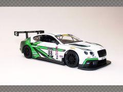 BENTLEY RACING GT3 ~ 2012 | 1:24 Diecast Model Car
