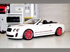 BENTLEY CONTINENTAL SUPERSPORTS CONVERTIBLE ISR | 1:18 Diecast Model Car