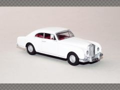 BENTLEY S1 CONTINENTAL - WHITE | 1:76 Diecast Model Car