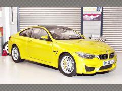 BMW M4 COUPE | 1:18 Diecast Model Car