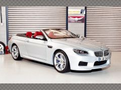 BMW M6 CABRIO F12 | 1:18 Diecast Model Car