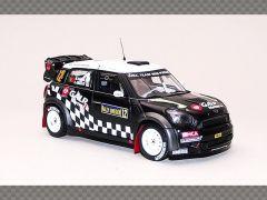 MINI JOHN COOPER WORKS WRC #12 ARAUJO   1:43 Diecast Model Car
