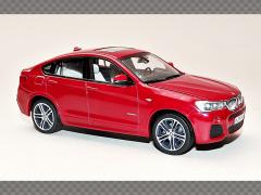 BMW X4 ~ RED | 1:43 Diecast Model Car