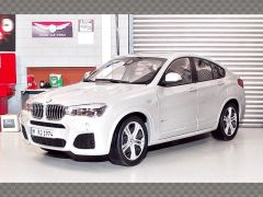 BMW X4 | 1:18 Diecast Model Car