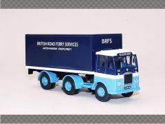 BRISTOL HA ARTIC VAN - BRITISH ROAD FERRY SERVICES   1:76 Diecast Model Truck