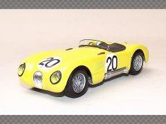 JAGUAR TYPE C - LE MANS ~ 1953 | 1:43 Diecast Model Cars