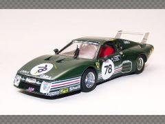 FERRARI 512 BB LE MANS ~ 1980 | 1:43 Diecast Model Car