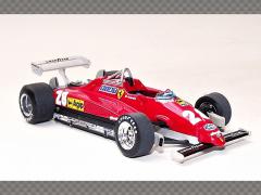 FERRARI 126 C2 ~ 1982 | 1:43 Diecast Model Car