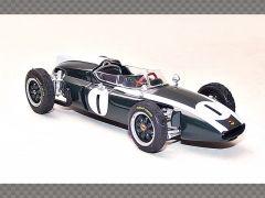 COOPER CLIMAX T53 ~ WINNER BRITISH G.P. 1960 | 1:43 Diecast Model Car