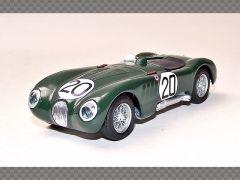 JAGUAR TYPE C ~ WINNER LE MANS 1951 | 1:43 Diecast Model Car