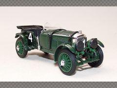 BENTLEY SPEED SIX ~ WINNER LE MANS 1930 | 1:43 Diecast Model Car